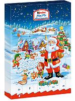 Адвент Календарь - Kinder Mini Mix, 152 g Германия