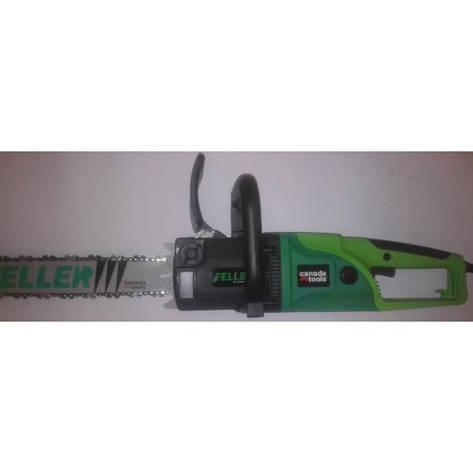 Электропила цепная FELLER-2500 (Прямая), фото 2