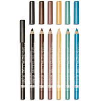 Essence карандаш для глаз с метиллич.эффектом metallic eye pencil, фото 1