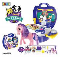 Игровой набор Парикмахерский салон для животных- Пони