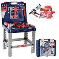 Набор инструментов 008-21 (чемодан-стол, дрель и др.)