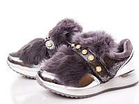 Подростковые кроссовки оптом  для девочек 6636A (12/6пар 31-36)