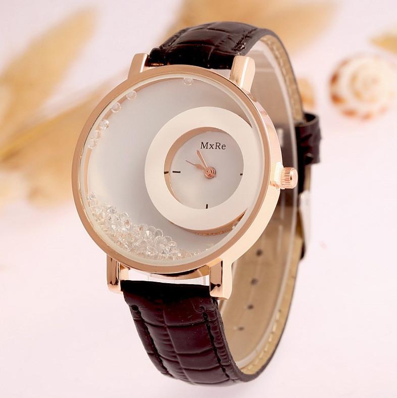Жіночі наручні годинники Гірський Кришталь