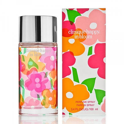 CLINIQUE HAPPY IN BLOOM W 100 ml , фото 2