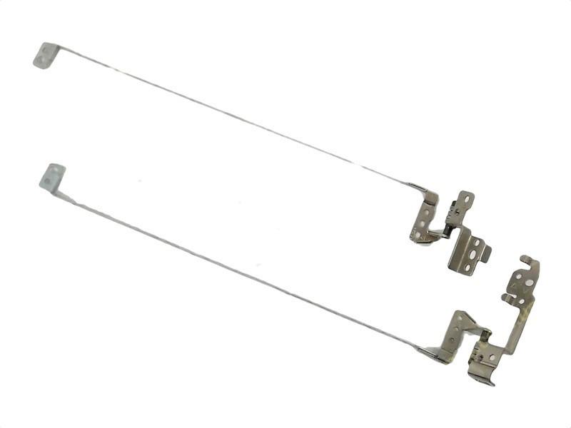 Петли для ноутбука LENOVO IdeaPad G570, G570A, G575 (AM0G000100 + AM0GM000200) (левая+правая)