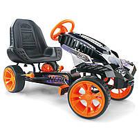 Педальный Картинг Nerf Battle Racer Ride On, фото 2