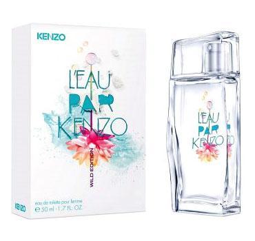 KENZO L'EAU PAR KENZO Wild Edition 50ML WOMEN 8805
