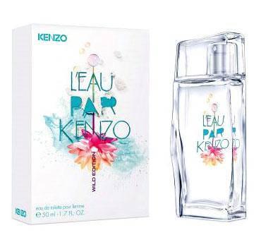 KENZO L'EAU PAR KENZO Wild Edition 50ML WOMEN 8805, фото 2