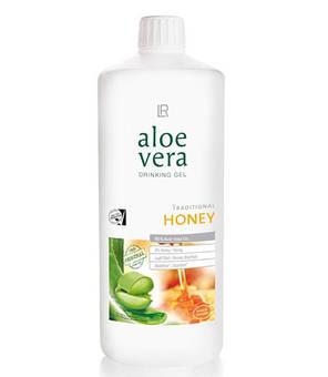 Алоэ Вера Питьевой гель с мёдом, LR, 1 литр, фото 2