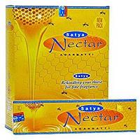 Благовония Нектар Сатья 45 г (Nectar Incense Satya)