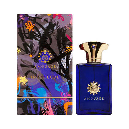 Мужские духи AMOUAGE INTERLUDE MAN 100 ml, фото 2