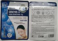 Тканевая маска с коэнзимомQ10  Япония, фото 1