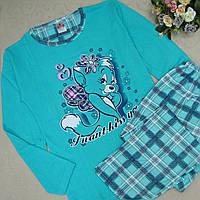 Пижама женская на флисе. Турция, cotton 100%. Женские пижамы, одежда для сна