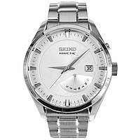 Часы Seiko SRN043P1 Kinetic 5M84, фото 1
