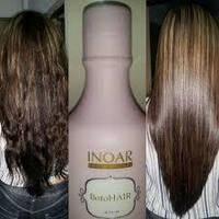 Boto hair Inoar Botox Ботокс для волос