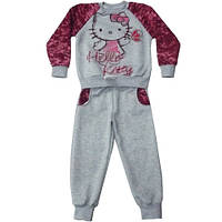 "Утепленный костюм ""Hello Kitty"" р. 98-116 (858)"