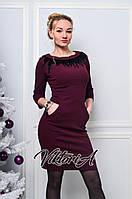 "Платье ""Кэтрин"" перо (3)"