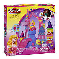 Игровой набор для лепки из теста Play Toy «Замок принцессы»