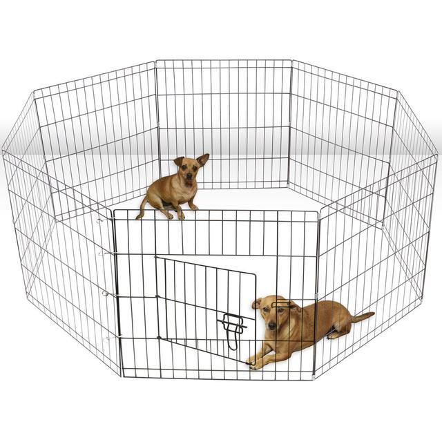 Вольеры и манежи для собак