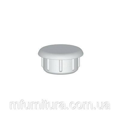 Заглушка для отверстий  Ø=5 мм / пластиковая св. коричневая (100 шт)