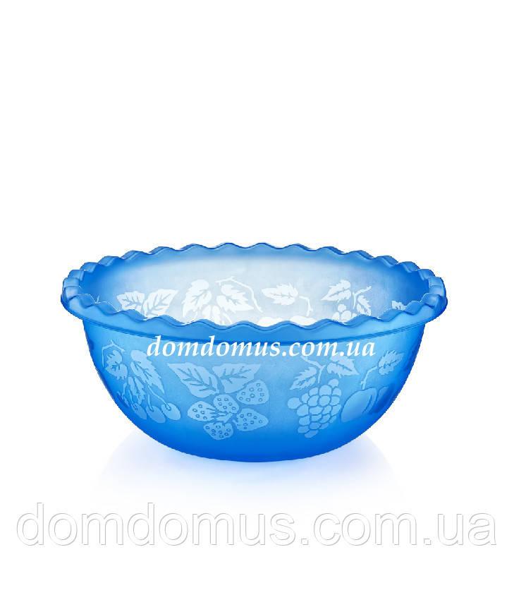 Миска пластиковая 3,5 л Dunya Plastik, Турция 10501