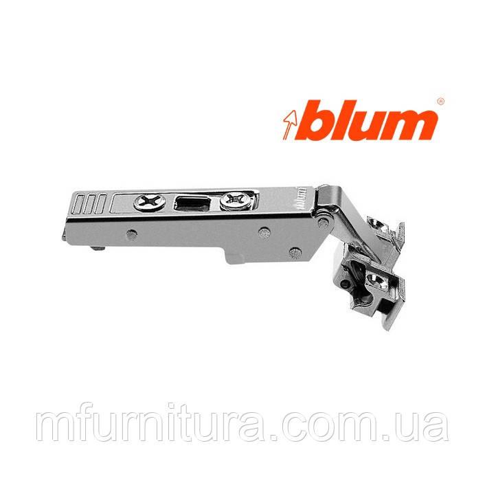 Петля накладная CLIP top 120* (для алюминиевых рамок) / blum (Австрия)