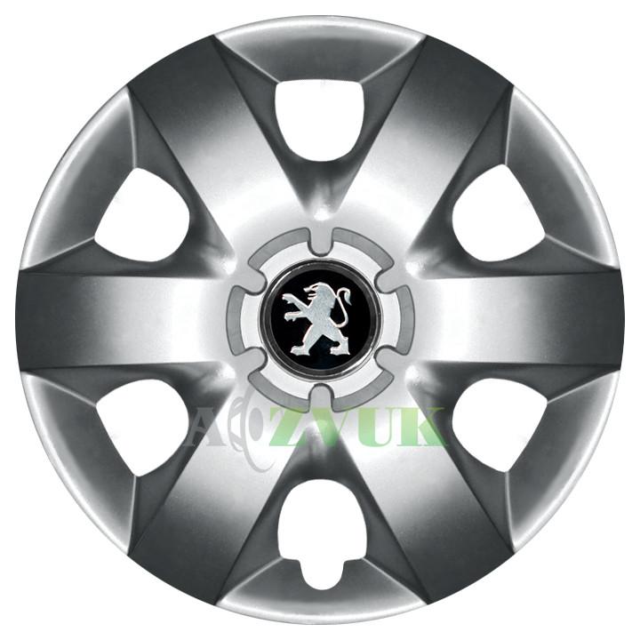 колпаки на колеса peugeot r15