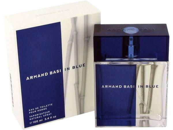 Мужская туалетная ARMAND BASI IN BLUE MEN 100 ml