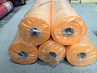 Одноразовые простыни 21гр 0,8*100м. оранжевые