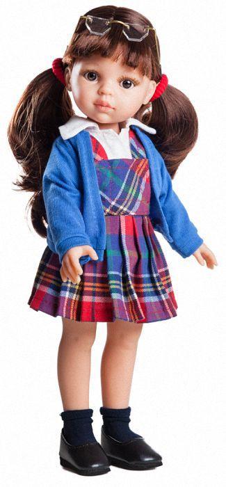 Кукла Кэрол 32 см Paola Reina 04615