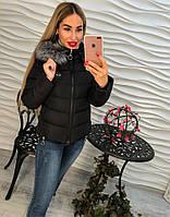 Женская зимняя куртка Максимка