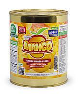 Пюре манго Альфонсо без цукру, 3100 грамів
