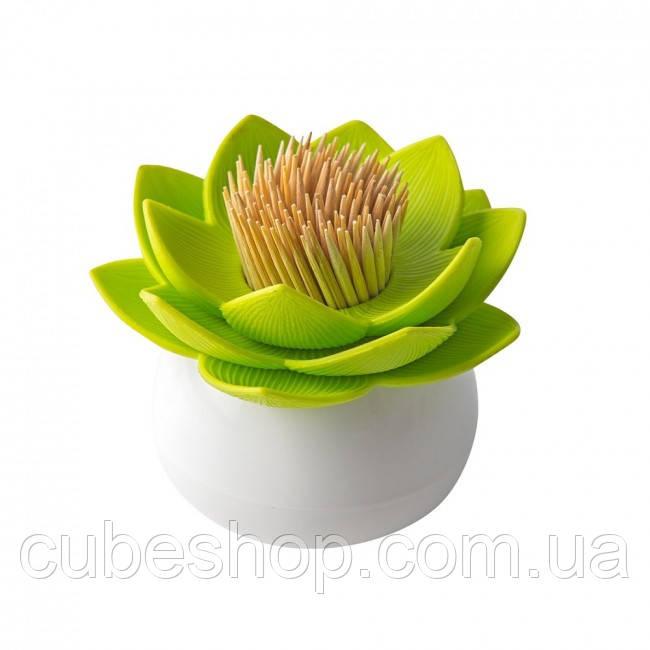 Подставка для зубочисток Lotus Qualy