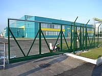 "Распашные  калитки, ворота ""Класик-LX""  1680х5000"