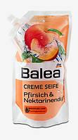 "Balea Creme Seife Pfirsich & Nektarinenduft Nachfüllung - Крем-Мыло ""Персик & Нектарин"" (запаска) 500 мл"