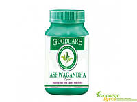 Ашвагандха ГудКэр экстракт в капсулах, Ashwagandha Goodcare Pharma, Аюрведа Здесь