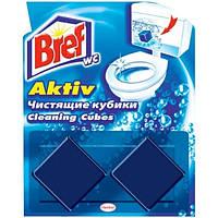 Чистящее средство для унитаза Bref кубики