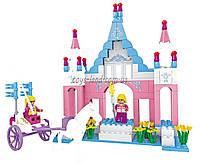 """Конструктор для девочки  AUSINI 24502  """"Страна чудес"""" 245 деталей, в коробке 32*21*5  см."""
