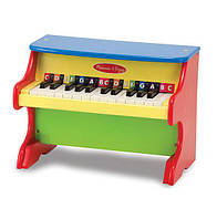 Детская музыкальная деревянная игрушка Первое пианино NEW / Learn-to-Play Piano ТМ Melissa & Doug MD18960