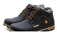 Ботинки зимние мужские на меху