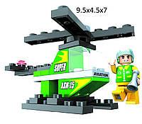 Конструктор  AUSINI 25102  Город 33 детали  в коробке 10*7*4,5  см.