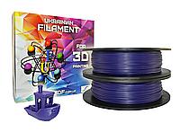 Фиолетовый металлик PLA пластик для 3D печати (1,75 мм/0,5 кг)