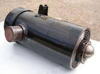 Гидроцилиндр подъема платформы (кузова) самосвалов МАЗ 55165-8603510