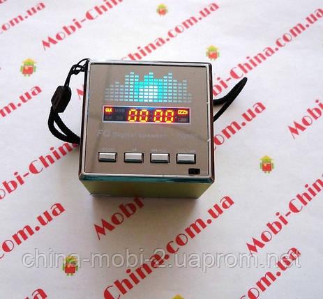Digital Speaker  Portable Mini FQ#60 (портативное радио+TF), фото 2