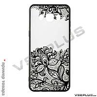 Чехол (накладка) Huawei Y6 II, Rock Tatoo Art Case, черный