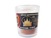Арома-свеча в стакане Тоффи (Ароматические свечи)