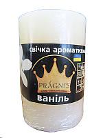Арома-свеча цилидрическая Ваниль (Ароматические свечи)