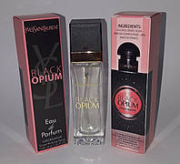 Мини парфюм Yves Saint Laurent Black Opium 40 ml