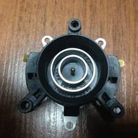 Термостат с контактной группой для чайника 10A 250V SL-168 (с двумя термопластинами)