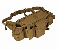 Большая армейская поясная сумка 3 в 1 хаки, фото 1